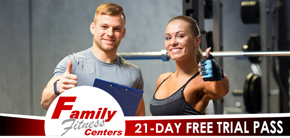 21-Day Free Pass Promotions Page Image