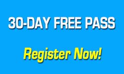 30-DAY FREE PASS